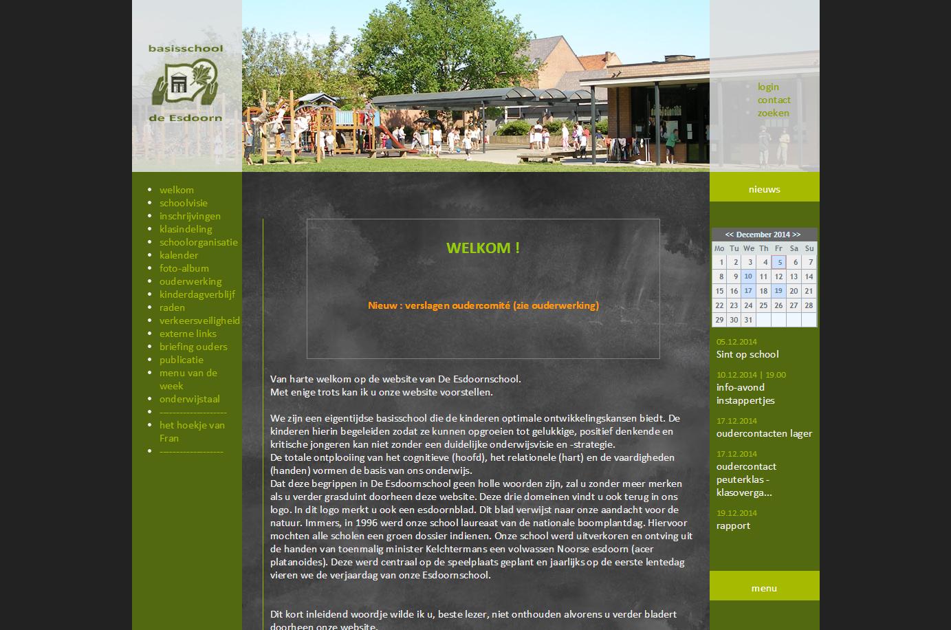 De Esdoornschool