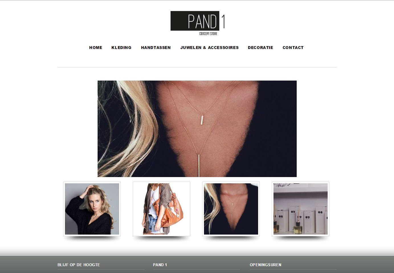 Pand 1 Concept Store